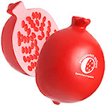 Pomegranate Stress Balls
